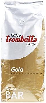 Trombetta Gold Bar Italian Coffee Beans