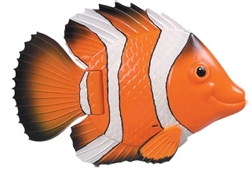 (Swimways Rainbow Reef Mini Fish - Orange/White)