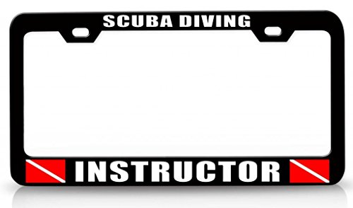 SCUBA DIVING INSTRUCTOR Diving License product image