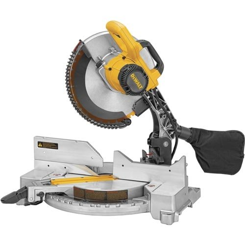 DEWALT DW715 - Best Compound Miter Saw