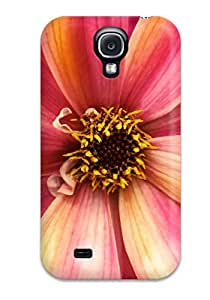 New Style 8563527K15109735 durable Protection Case Cover For Galaxy S4(amazing Flower)