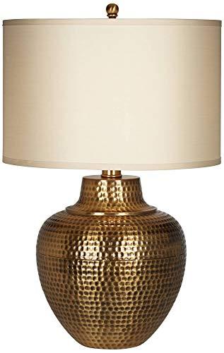 Maison Loft Antique Brass Table Lamp by Franklin Iron Works - Franklin Iron - Antique Brass Table