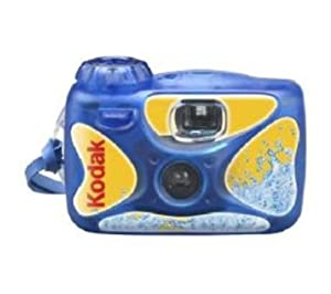 Kodak Personalized Imaging Kod 8004707 Water Sport One Time Use Camera 27exp Under-sport