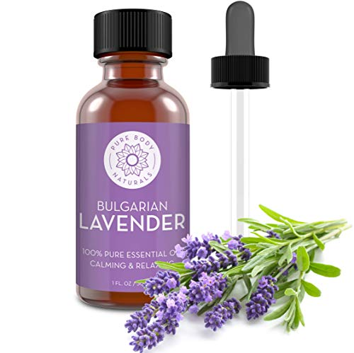 Bulgarian Lavender Essential Oil by Pure Body
