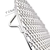 Turbokey Round Grill Barbecue Net, Wire Steaming