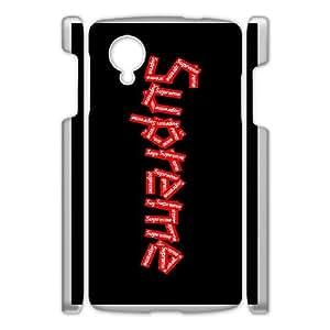 supreme DIY phone Case case For Google Nexus 5 QWWE81875