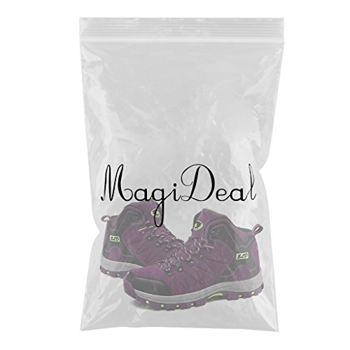 Trekking 1 Sendero Mochila Senderismo Par MagiDeal para con Mujeres Excursionismo Púrpura Unisexo Impermeable Zapatos vIzpwzcqd