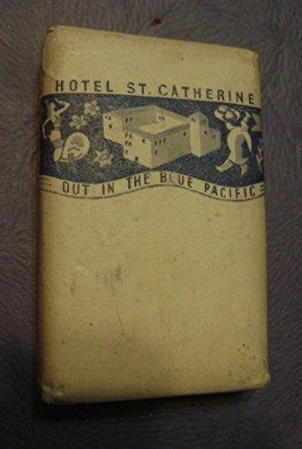 Saint Catherine Hotel, Avalon, Santa Catalina Island Bar Soap 1940s