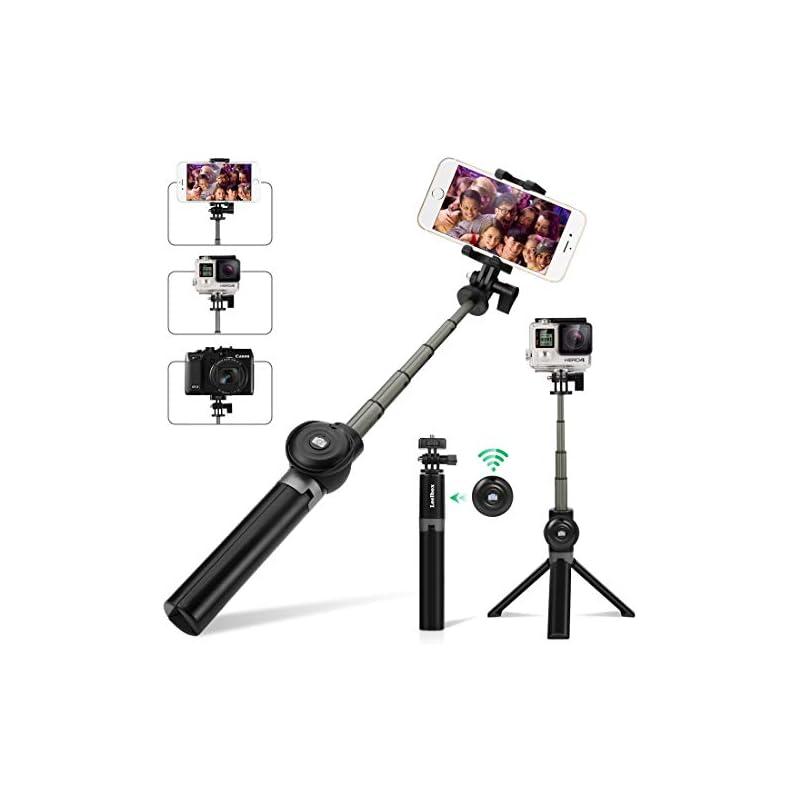 Selfie Stick Tripod, Leelbox Bluetooth S
