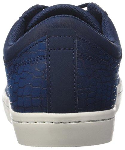 Zapatillas para CAM Straightset Nvy 417 Azul Lacoste 1 SP Hombre nOYqpXX