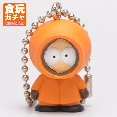 South Park Takara Tomy Character Keychain Figure Mascot ~1.5
