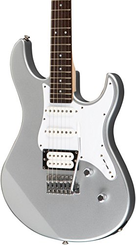 Yamaha Pacifica Series PAC112V Electric Guitar; Silver