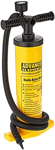 Advanced Elements Double-Action Hand Pump with Gauge