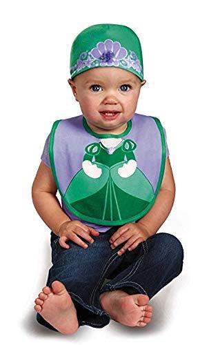 Disney Disguise Princess Ariel Bib and Hat Set ~ case of 80