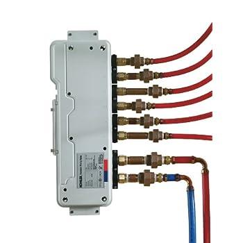 Image of Home Improvements KOHLER K-682-K-NA DTV Six-port Thermostatic Valve
