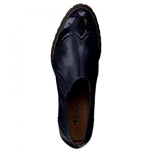 Tamaris 24320 Damen Slipper navy leather