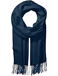 Women's Soft Twill Cashmere Scarf