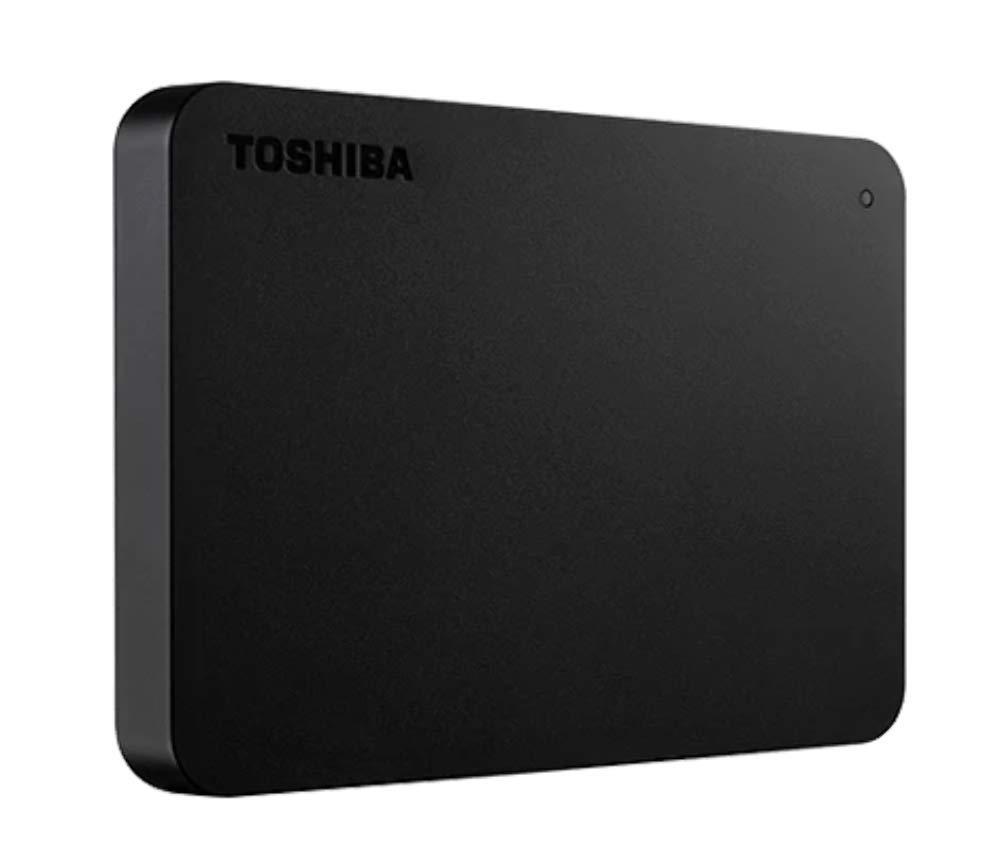 Toshiba Canvio Basic 1TB A3 USB3.0 (Black) product image