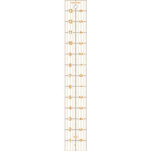 Fiskars Acrylic Centering Ruler 187220 1001