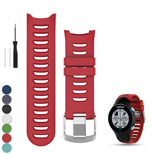 Feskio Accessory Soft Silicone Gel Replacement Bracelet for sale  Delivered anywhere in USA
