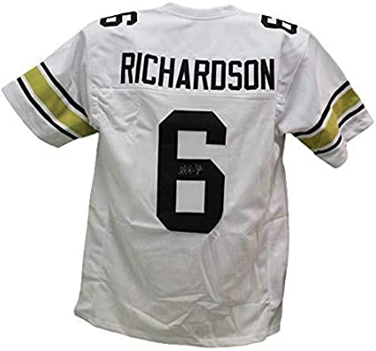 Paul Richardson Autgraphed Colorado Size XL White Jersey at ...