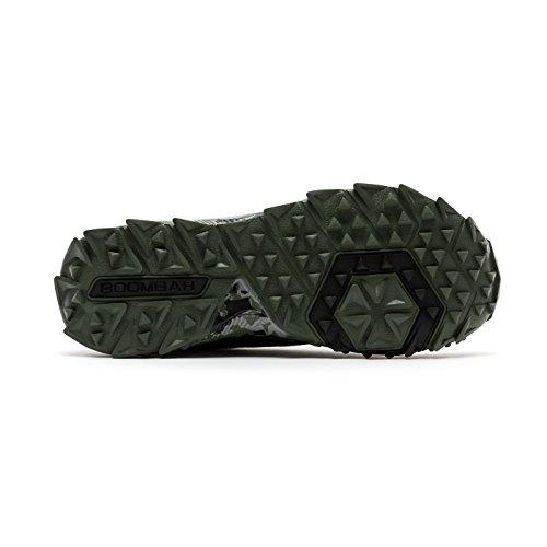Turbah Turbah Turbah Chaussures Pour Hommes - 20 Options De Couleurs - Plusieurs Tailles Noir / Olive