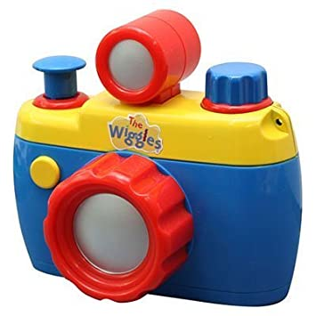 The Wiggles Camera: Amazon.co.uk: Toys & Games
