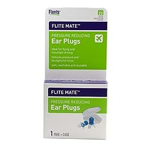 Flitemate Pressure Reducing Ear Plugs