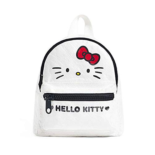 YOURNELO Girl's Cute Cartoon Hello kitty Printing Backpack Mini School Bookbag (Hello kitty)