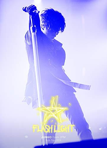 "JUNHO (From 2PM) Solo Tour 2018 ""FLASHLIGHT""(BD 완전 생산 한정반) (특전 없음) [Blu-ray]"