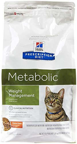 Hill's Prescription Diet Metabolic Feline - 4lb