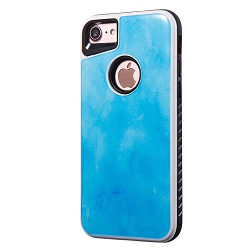 IPhone 7 Hülle,COWX Ultra Dünn Handyhülle TPU Silikon Schutzhülle für iPhone 7 Case, iPhone 7 Tasche