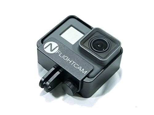 Nflightcam Metal Cage for GoPro Hero5 Black Action Camera Accessories