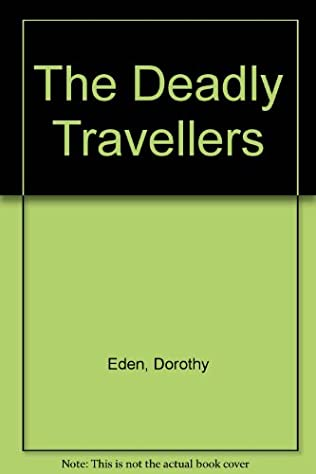 book cover of The Deadly Travellers