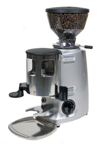 Mazzer Mini Espresso Grinder, Silver