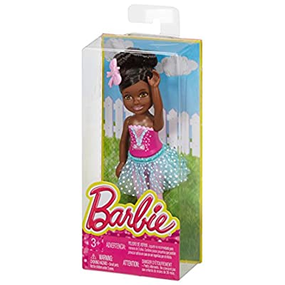 Barbie Sisters Chelsea and Friends Doll, Ballerina: Toys & Games