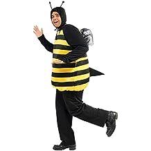 Forum Novelties Women's Plus-Size Bumble Bee Plus Size Costume