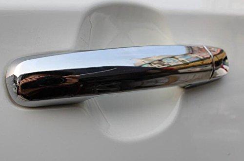 YUZHONGTIAN Chrome Side Door Handle Cover Trim 8pcs for Vitara//Escudo 2015-2019 Car Accessory