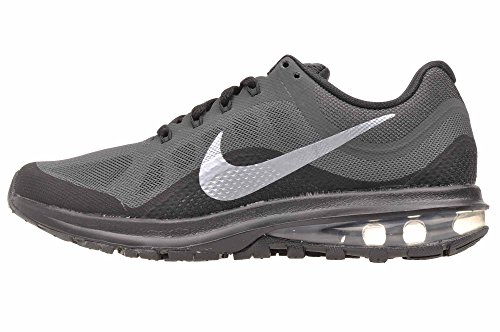 Nike Women Air Max Dynasty 2 Running Shoe - Anthracite/Black (9)