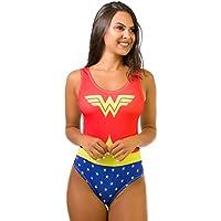 Body Kaisan Sublimado Cavado nas Costas Wonder Woman