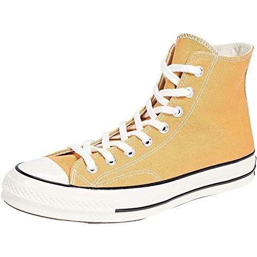 chollos oferta descuentos barato Converse Taylor Chuck 70 Hi Sneaker Unisex Adult Sunflower Black Egret 37 5 EU