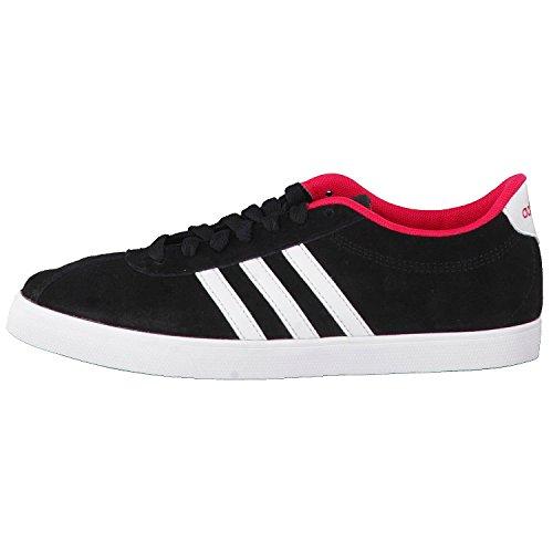 Negbas adidas W Ftwbla Sneaker Nero Rosene Courtset Donna X4OBq