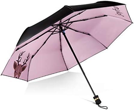 feb8f9f952c8 JSSFQK Creative Sun Umbrella Sun Protection UV Umbrellas Folding ...