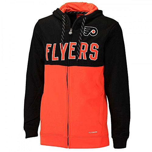 Flyers Reebok Men Fz Faceoff Hood Philadelphia xxqRnwOHp