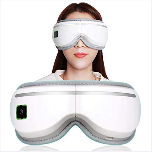 Massager Massage Eye mask hot Compress Eye Care Wireless Massage Eye Eye Eye Care Instrument Home Vibration hot Compress Remote Control