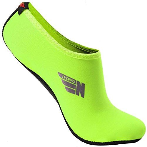 Nbera Sneldrogend Lichtgewicht Waterhuid Laag Uitgesneden Schoenen Ias019-groen