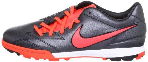 Nike T90 Shoot IV TF - Black/Total Crimson/Total xEykV9