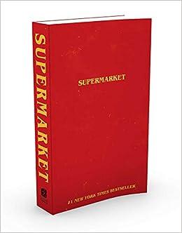 Amazon com: Supermarket (9781982127138): Bobby Hall: Books