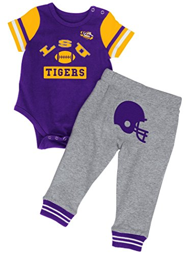LSU Tigers NCAA Infant