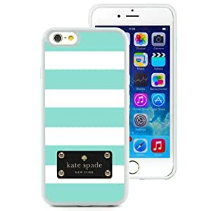 Great Quality iPhone 6 4.7 Inch TPU Case ,Beautiful And Unique Designed Case With Kate Spade 115 White iPhone 6 Cover Phone Case